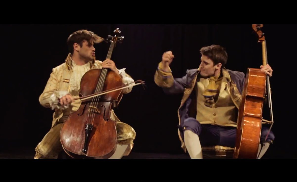 This cello cover of Avicii and Aloe Blacc's 'Wake Me Up' is all kinds of amazing