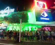 Helicopter Central Operating Unit storm Ibiza superclub Amnesia in major police operation